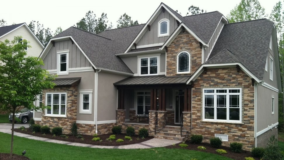 Ranch Style House House Siding Design House Information Center