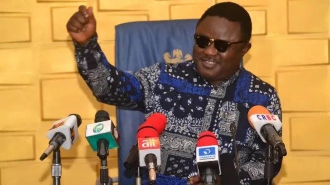 Ayade suspends State YESSO Coordinator