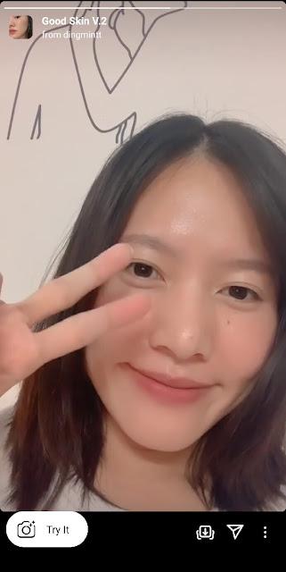 Good skin filter