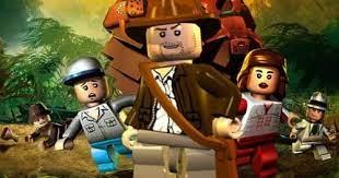 Cara Meledakan Objek Mengkilap Di Lego Indiana Jones Games