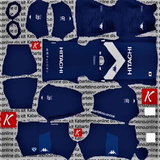 Velez Sarsfield 2020 Away Kits DLS 20