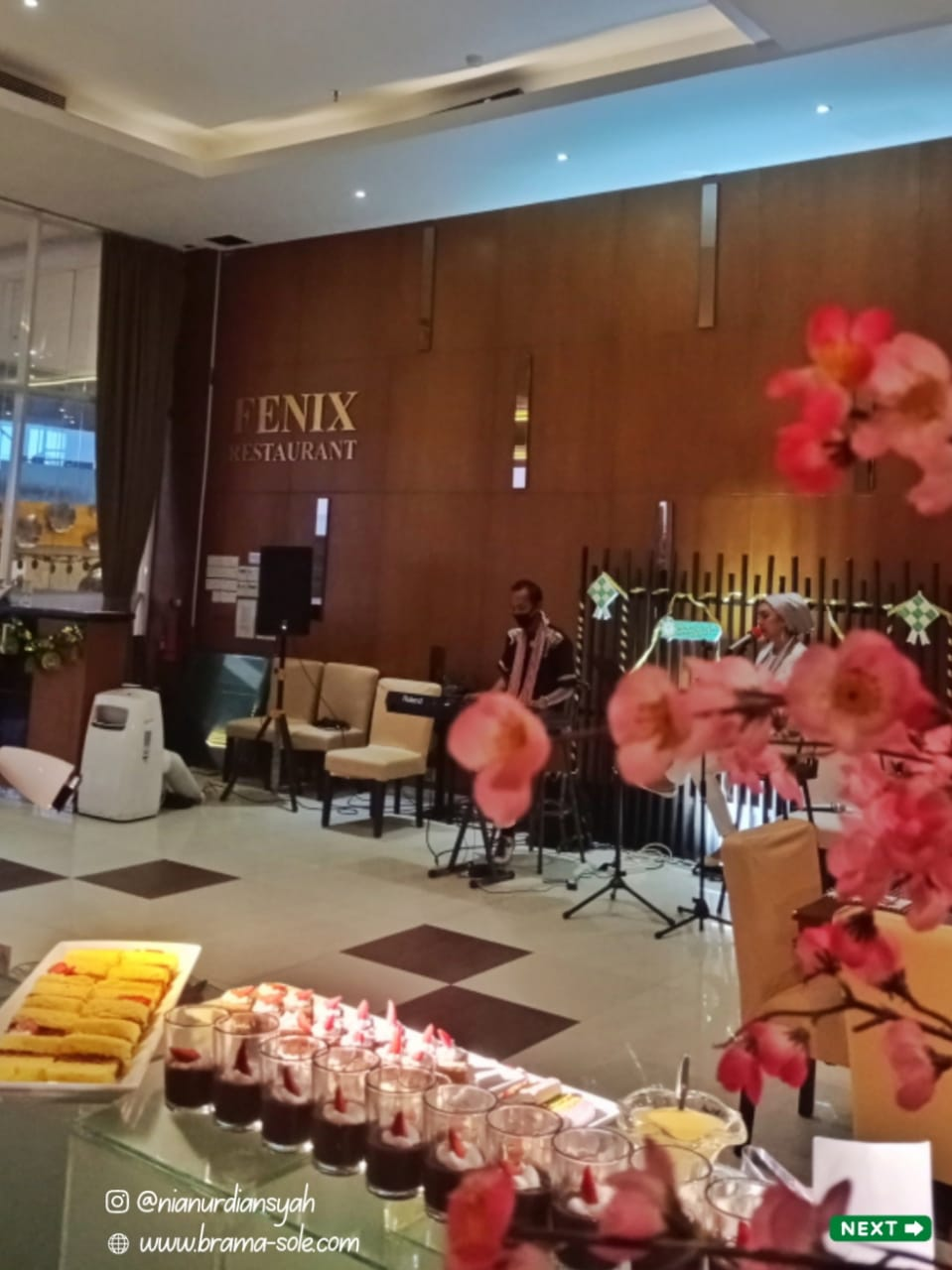 Fenix restaurant Hotel Gets Semarang