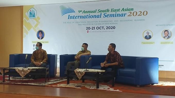 PNJ Gelar Seminar ASAIS 2020 Secara Virtual