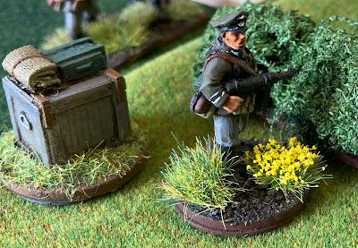 German senior officers were very useful