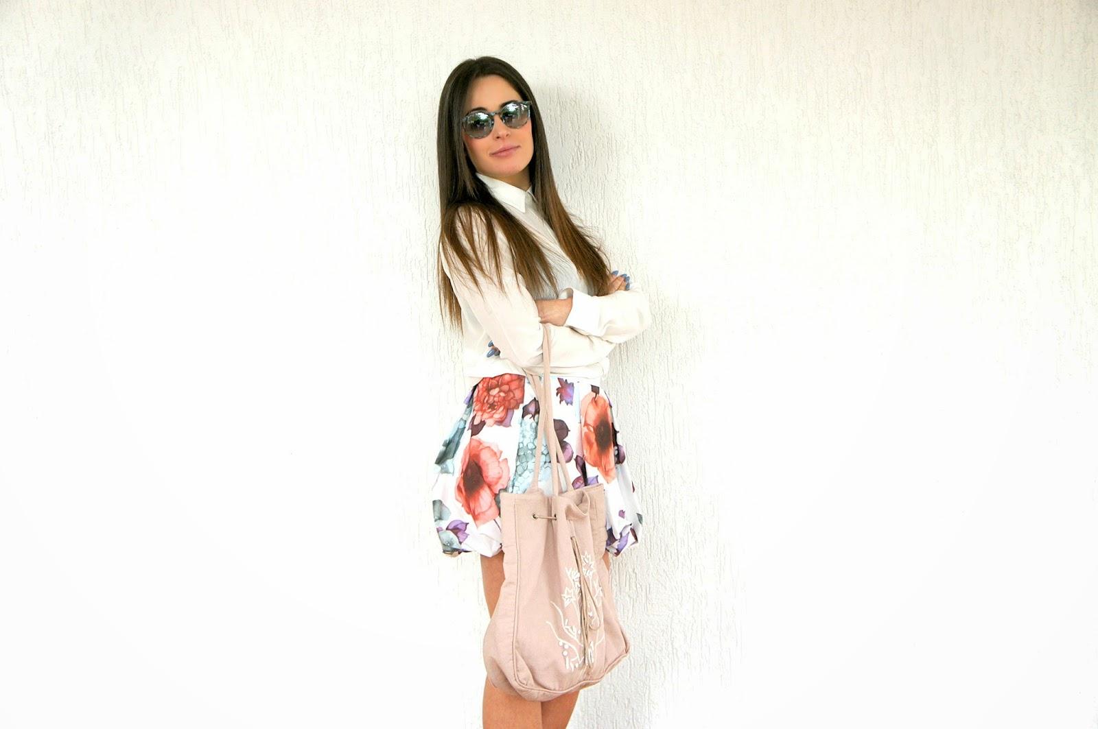 Vestito midi Zara in velluto rosa cipria taglia M Depop