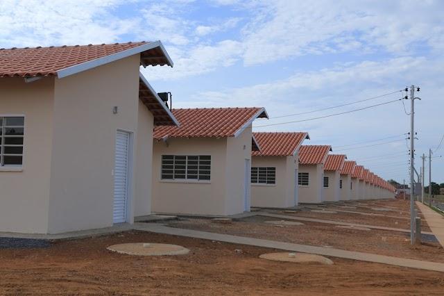 Termina quarta prazo para recebimento de propostas habitacionais dos municípios pelo Governo de Goiás
