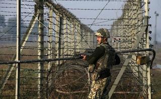 سرحد پر جنگ جیسی صورتحال نہیں لیکن حالات کشیدہ