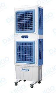 Daikio DK-10000A Quạt làm mát không khí 10000 m3/h - 2 tầng quạt