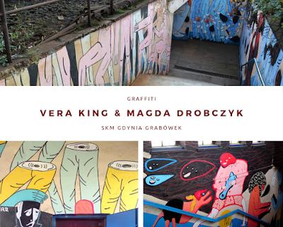 Vera King i Magdalena Drobczyk - SKM Gdynia Grabówek
