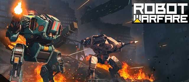 Robot Warfare v0.2.2281 Sınırsız Mermi Hileli apk indir