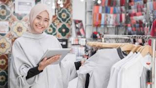 bisnis jual beli baju