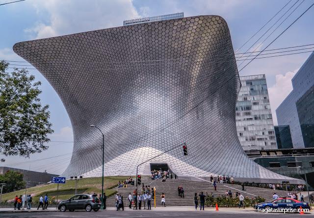 Museu Soumaya, Cidade do México
