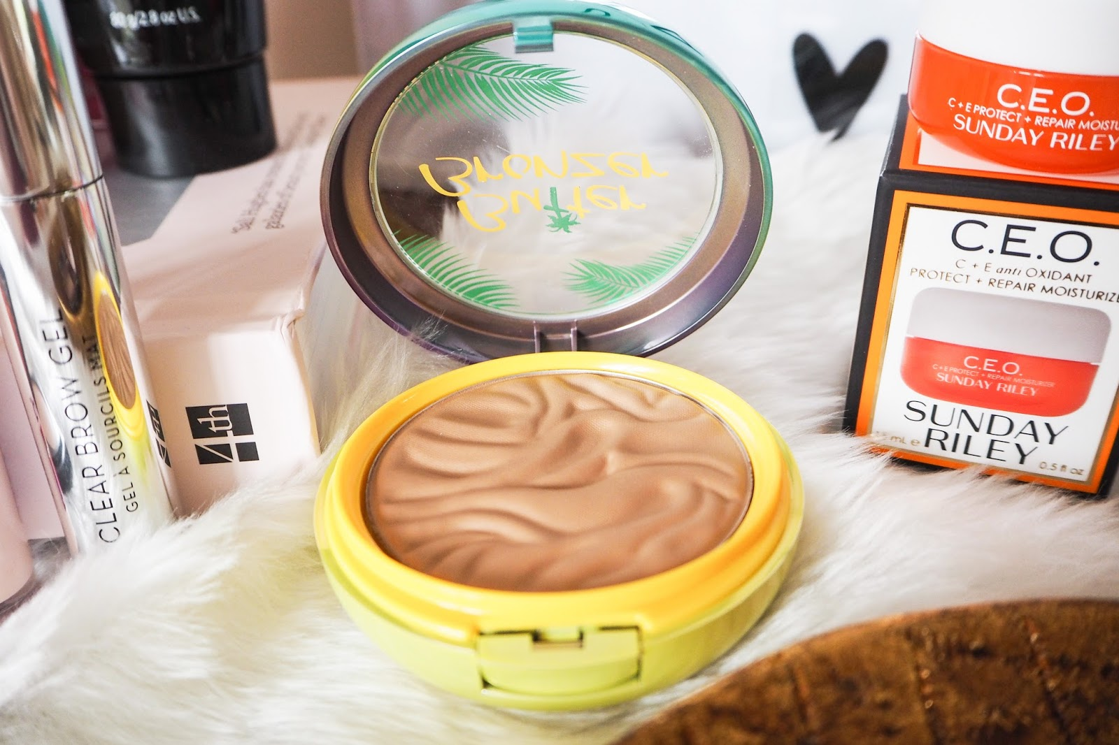 Close up of Physician's Formula Butter Bronzer