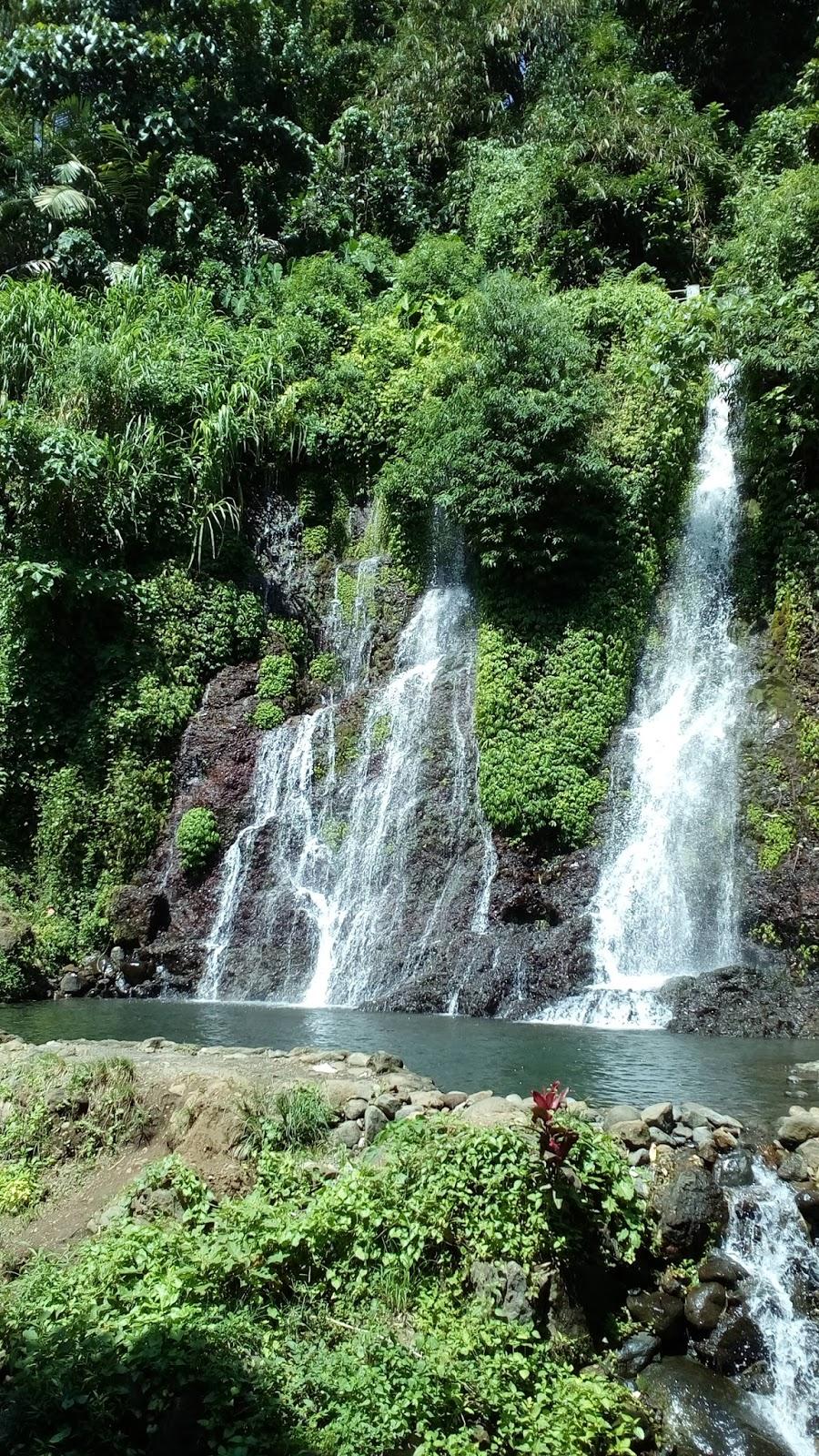 otak-atik kata: Wisata Air Terjun Kembar - Banyuwangi