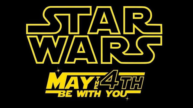 ManjaTibia | May the 4th be with you