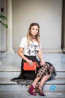 vestindo Liziane Richter Couros , editorial moda ,foto rodrigo farias