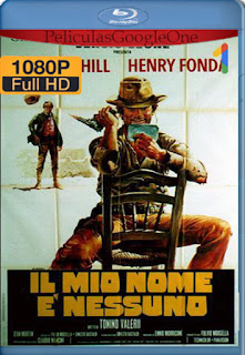 Mi Nombre Es Nadie [1973] [1080p BRrip] [Latino-Ingles-Italiano] [HazroaH]