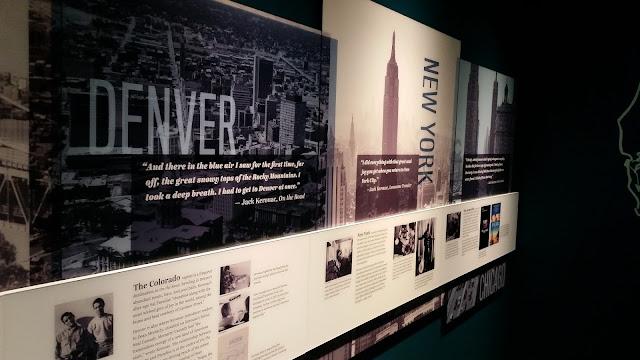 American-Writers-Museum-Kerouac-Beat-Exhibit
