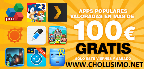 CHOLLO 100€ En APPs Gratis EN AMAZON