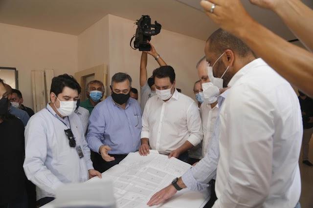 Governador destaca investimentos no setor de saúde em Maringá