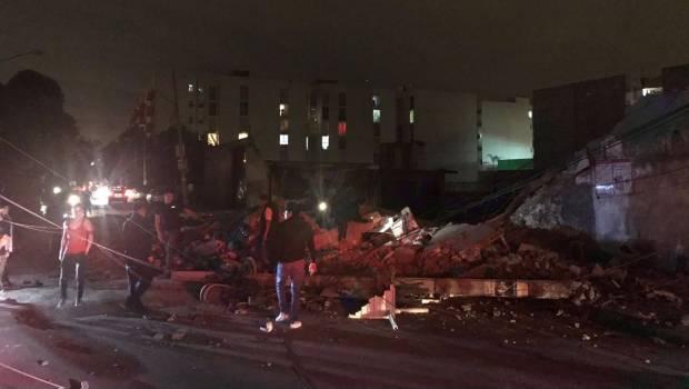 Mueren dos niños en Tabasco por sismo