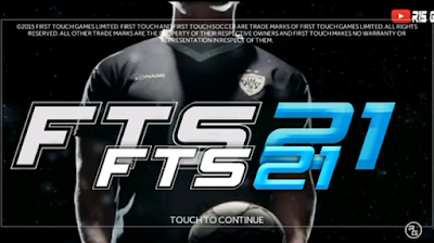 FTS 2021 Offline Android