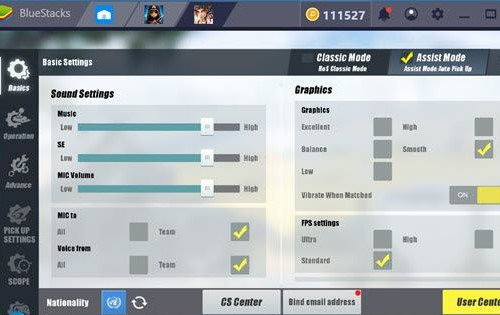 Rules of Survival có nhiều chế độ chơi Team khác nhau để người chơi lựa chọn.