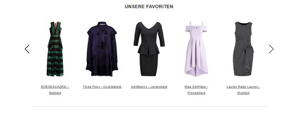 Zalando Online-Magazin Editorials, Zalando Onlineshop, Figurtypen, Coktailkleider, Mode Kolumne, Fashion Online-Magazin, Kooperation Blogger