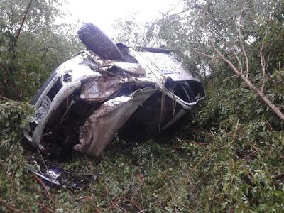 Superintendente da Codevasf no Maranhão sofre acidente na BR 222 em Itapecuru Mirim