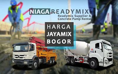 Harga Jayamix Rumpin