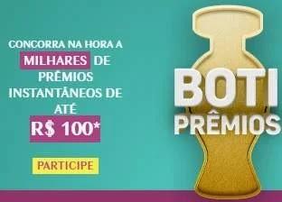 Cadastrar Boti Prêmios O Boticário Prêmios de Até 100 Reais na Hora
