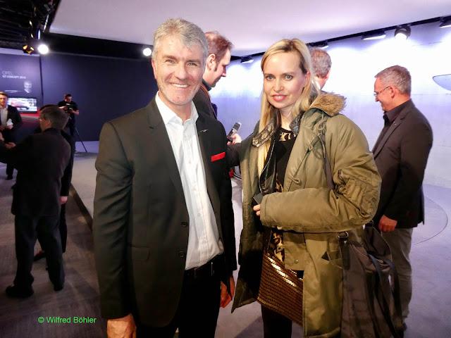 Im Interview mit dem Designer Mark Adams von Opel