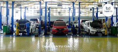 Bengkel Resmi Mobil Honda di Denpasar Bali
