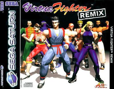 virtual fighter remix