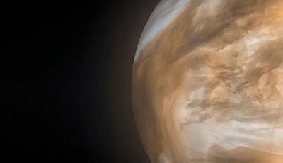 Keraguan Muncul Pada Klaim Tanda Kehidupan Di Venus