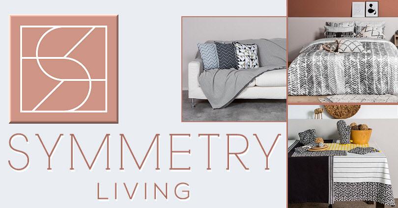 Λευκά Είδη - Symmetry Living