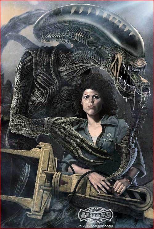Alien   Fiction Film