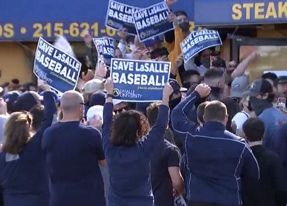 Save La Salle Baseball