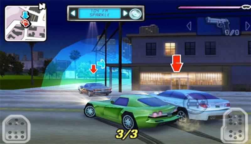 تحميل لعبة gangstar Miami vindication للاندرويد شبيهة للعبة gta
