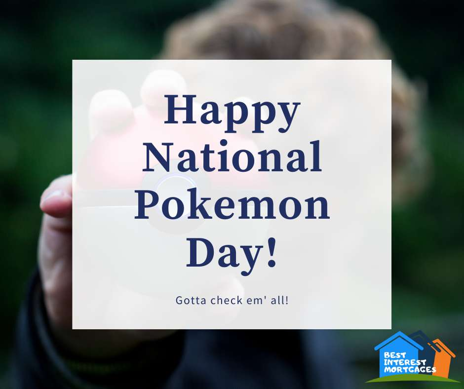 National Pokemon Day Wishes Photos