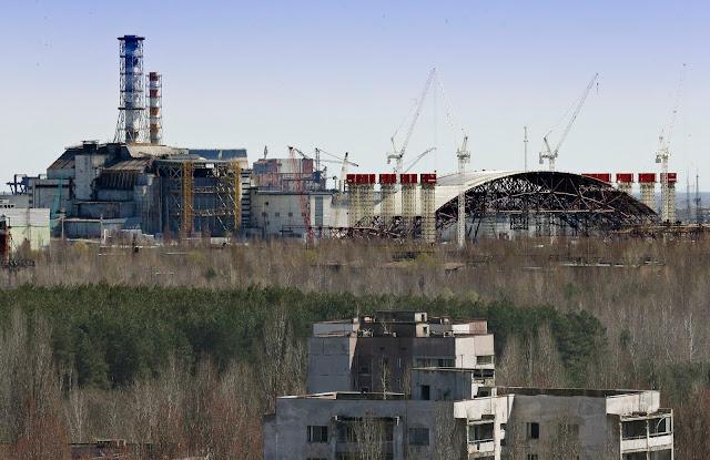 El reactor 4 de Chernobyl que produjo la gran catástrofe