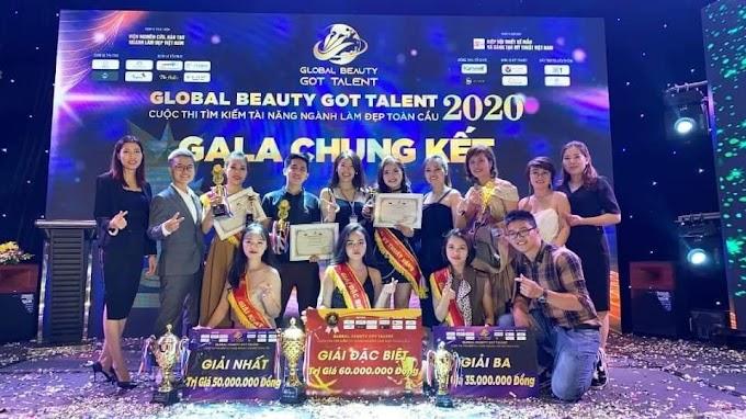 Nghệ nhân Đinh Công Thái xuất sắc lọt vào TOP 10 Global Beauty Got Talent 2020