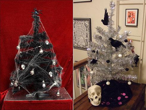 Gothic Christmas Decorating Ideas