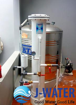 filter air lampung