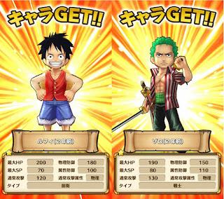 Download One Piece Thousand Storm v1.1.3 Apk