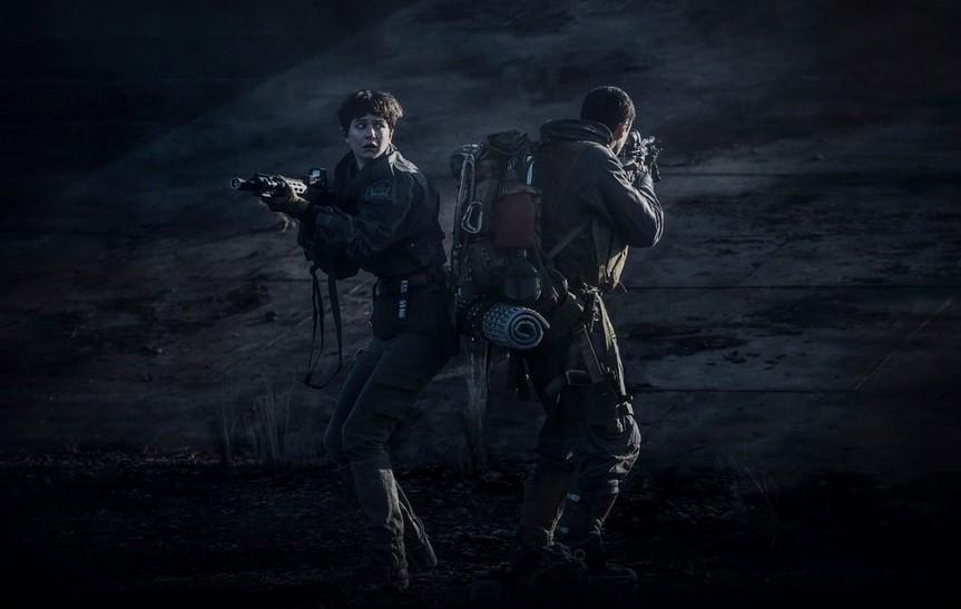 """Segundo trailer de """"Alien: Covenant"""" revela o novo Xenomorfo"""