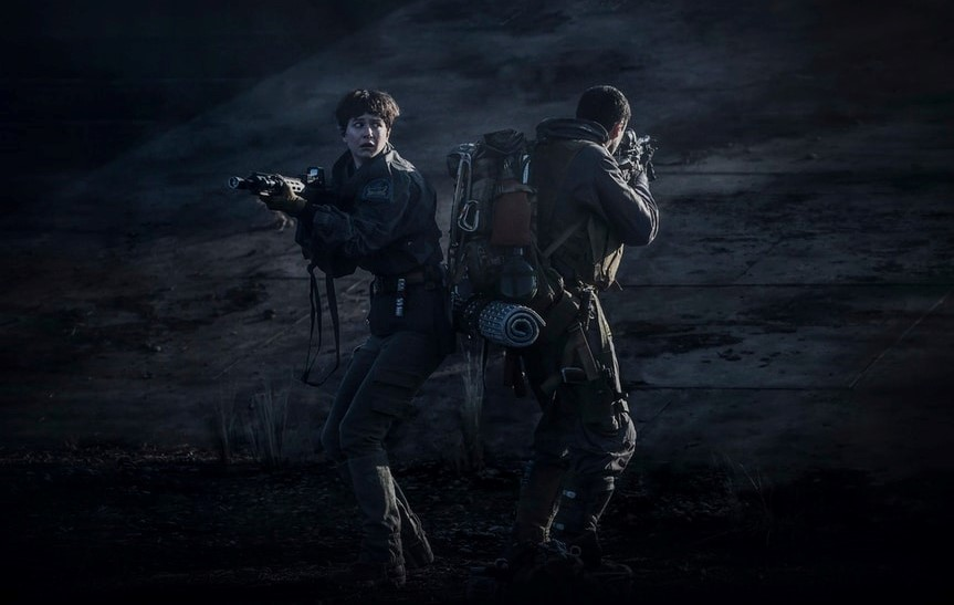 Alien: Covenant | Assista ao prólogo de abertura da ficção com Michael Fassbender e Katherine Waterston