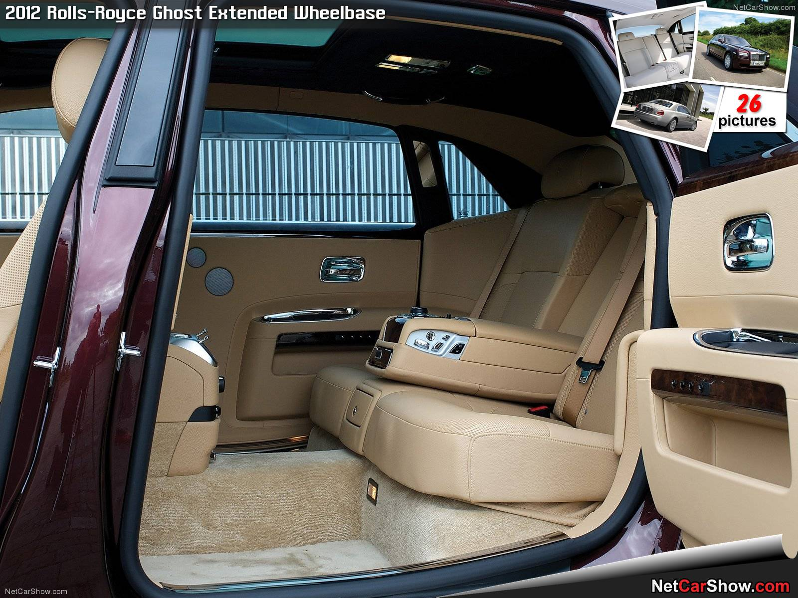 Rolls Royce Interior Car Models