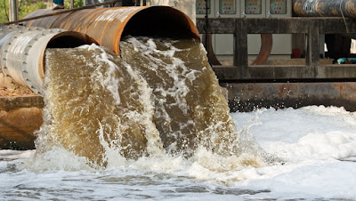 Instalasi pengolahan air limbah IPAL - DLH Malinau : MA dan BDMS sangat respontif dalam menyelesaikan permasalahan Tambang