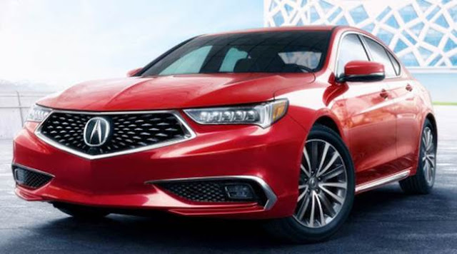 2019 Acura TLX Specs and Perfomance